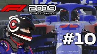 F1 2019 Walka koło w koło przez pół okrążenia  (GP Austrii) #10