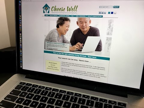 County Launches New Senior Care Rating System
