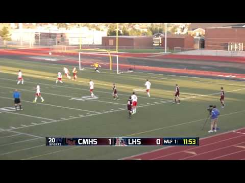 Liberty vs Cheyenne Mountain Soccer