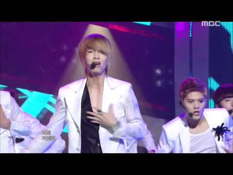 ZE:A - Heart For 2, 제국의 아이들 - 허트 포 투, Music Core 20110806