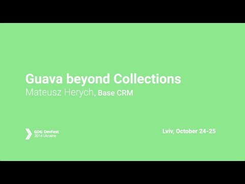 Mateusz Herych - Guava beyond Collections