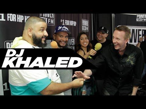 DJ Khaled Left Speechless! Mind Blown By Magician Diamond Jim