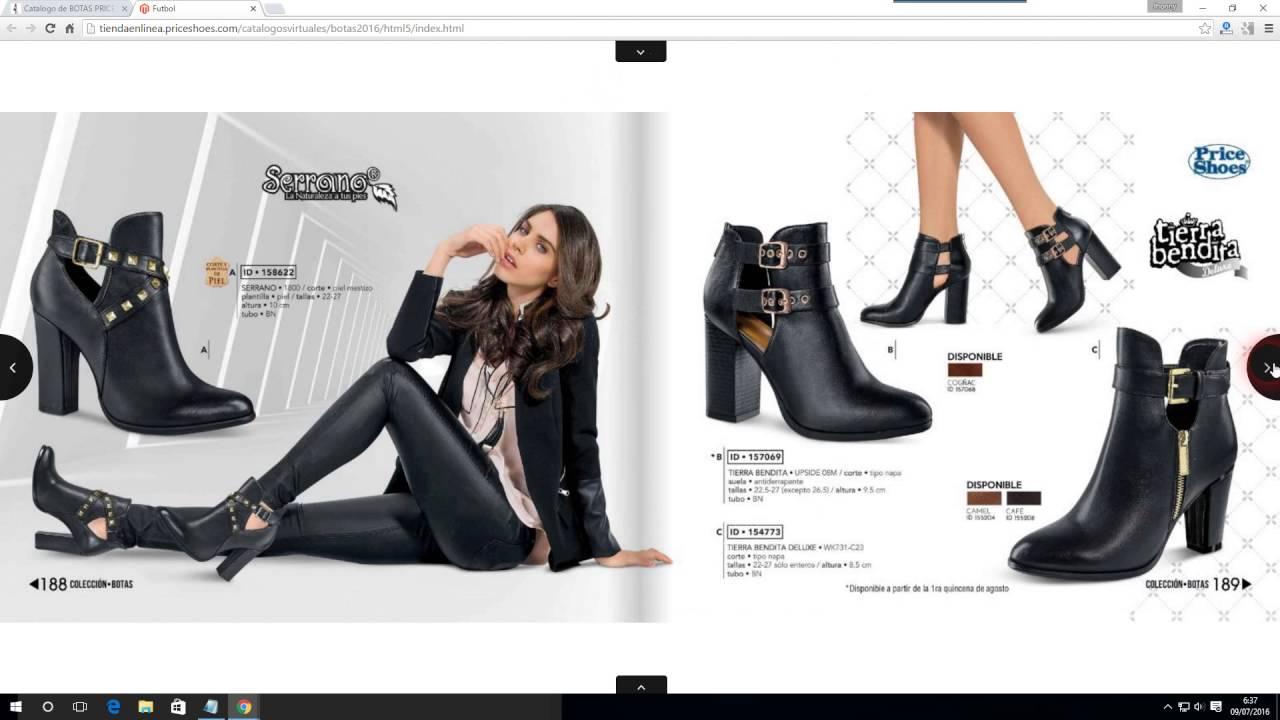 Botines Price Shoes