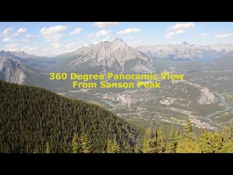 Banff, Alberta Gondola - Canadian Rockies