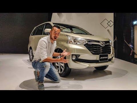 Cận cảnh Toyota Avanza - MPV nhỏ gọn giá từ 537 triệu |XEHAY.VN|
