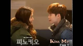 Zion T - Kiss Me (Pinocchio OST Part.6)