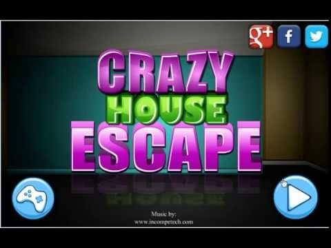 Crazy House Escape Walkthrough