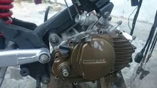 Tutorial Memasang Engine Modenas Dinamik Ke Frame/Rangka