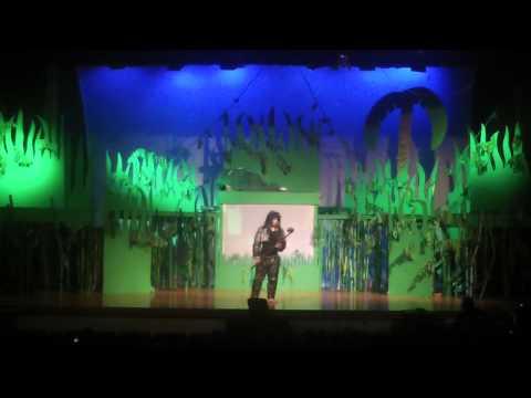 Tarzan Act One South Columbus High School