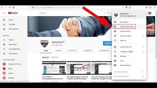 Cara Monetize Channel Youtube By. ainunesc7