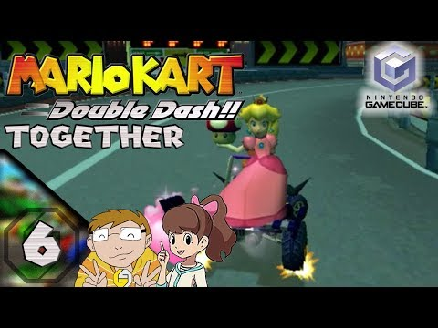 Mario Kart Double Dash Together Let's Play ★ 6 ★ Sternen Cup 100cc ★ Deutsch