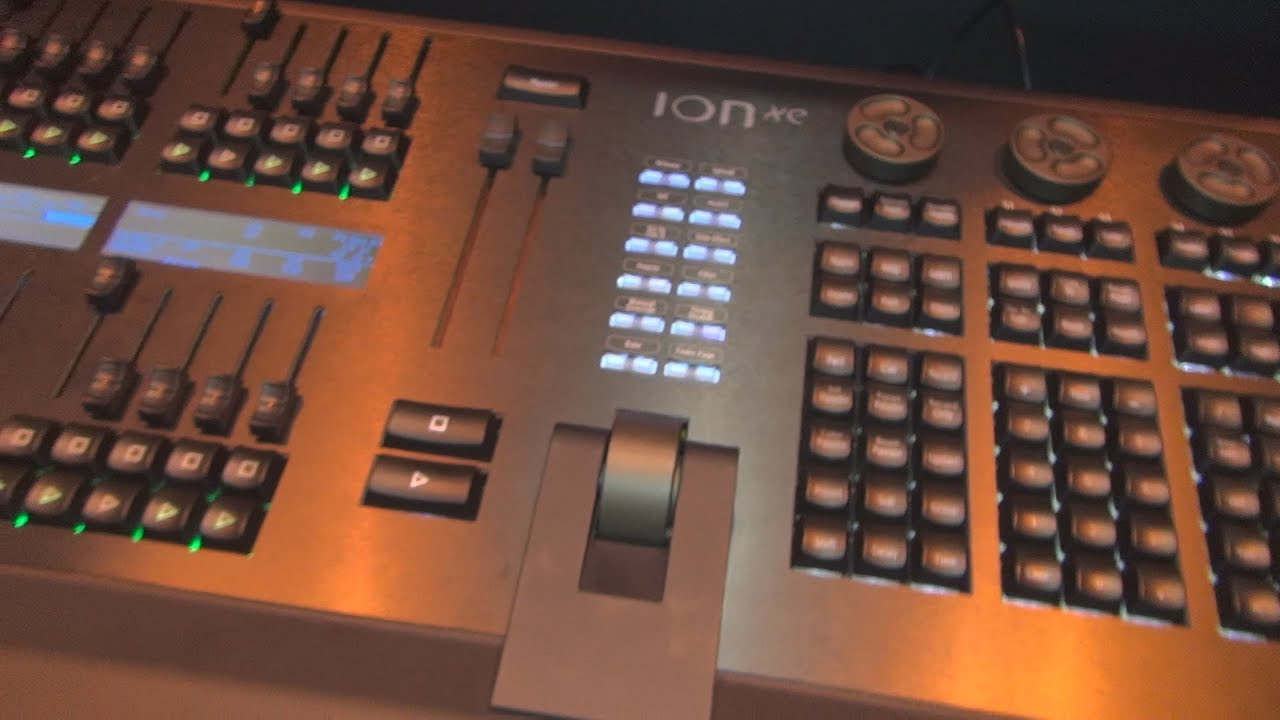 Etc Ion Xe Lighting Console Review