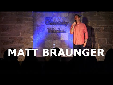 Matt Braunger - Deep Tissue Massage - Comedy Works