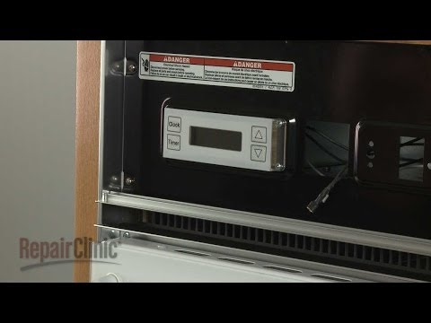 Clock - Maytag Wall Oven