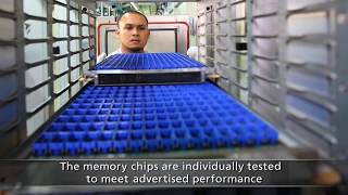 How Solid State Drives are Made
