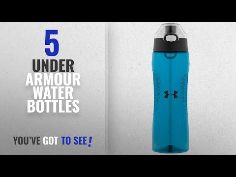 3ded87a9 Best Under Armour Water Bottles [2018]: Under Armour Elevate 22 ...
