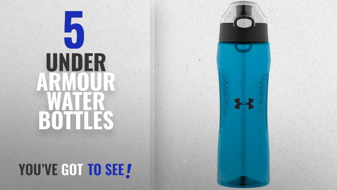 b2ca5287e5 Best Under Armour Water Bottles [2018]: Under Armour Elevate 22 ...