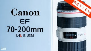 Canon EF 70-200mm f4 IS Review 2019 3 Model comparison