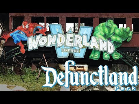 Defunctland: The Demise Of Australia's Biggest Theme Park, Wonderland Sydney