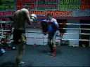 Muay thai: Arian Thailand 2008, Pao training with Tak