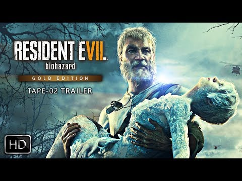 """Resident Evil 7 Gold Edition: Tape - 02 """"Redfield"""" Trailer HD 
