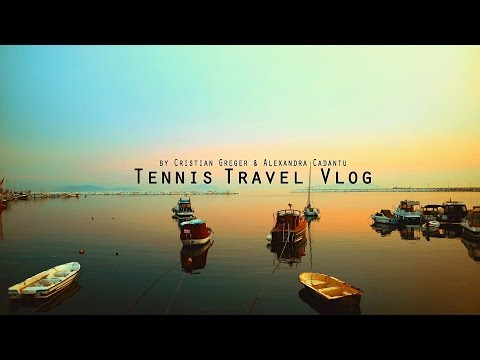 Tennis Travel Vlog - Tennis, Bazar and Dolphins in Istanbul