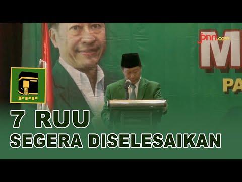 Rekomendasi Mukernas V PPP untuk Pemerintahan Jokowi, Ada soal Ormas Islam