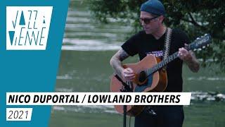 Nico Duportal / Lowland Brothers - Jazz à Vienne 2021