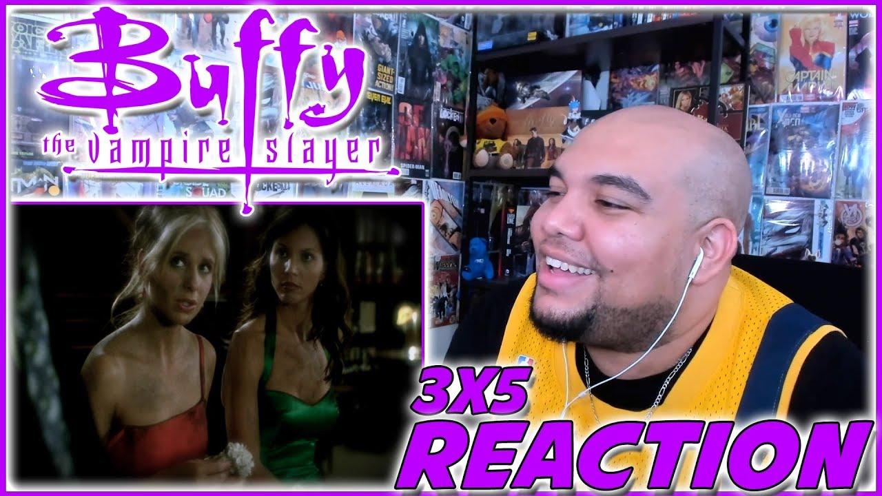 "Download Buffy the Vampire Slayer REACTION Season 3 Episode 5 ""Homecoming"" 3x5 Reaction!!!"