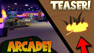 COMPLETING ARCADE UPDATE & NEW \