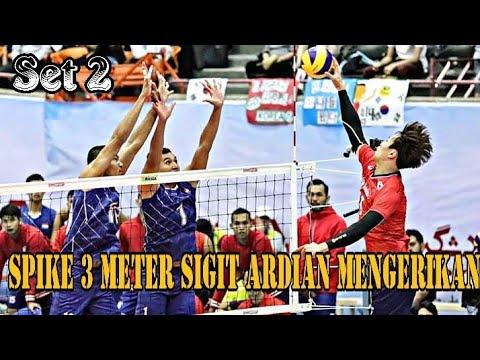 INDONESIA vs HONGKONG SET 2 - AVC SENIOR MENS