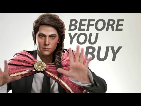 Assassins Creed Odyssey - Before You Buy