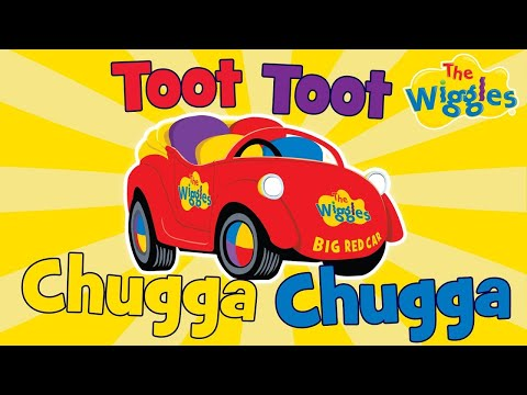 The Wiggles: Toot Toot, Chugga Chugga, Big Red Car
