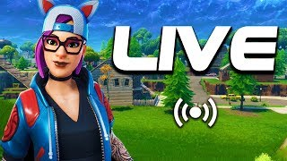 🔴 FORTNITE-SOLO BATTLE ROYALE #08-SKIN LYNX (ACTIVATE THE 🔔)