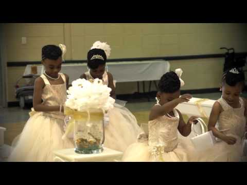 Taurian and Chelsea Haynes Wedding Video