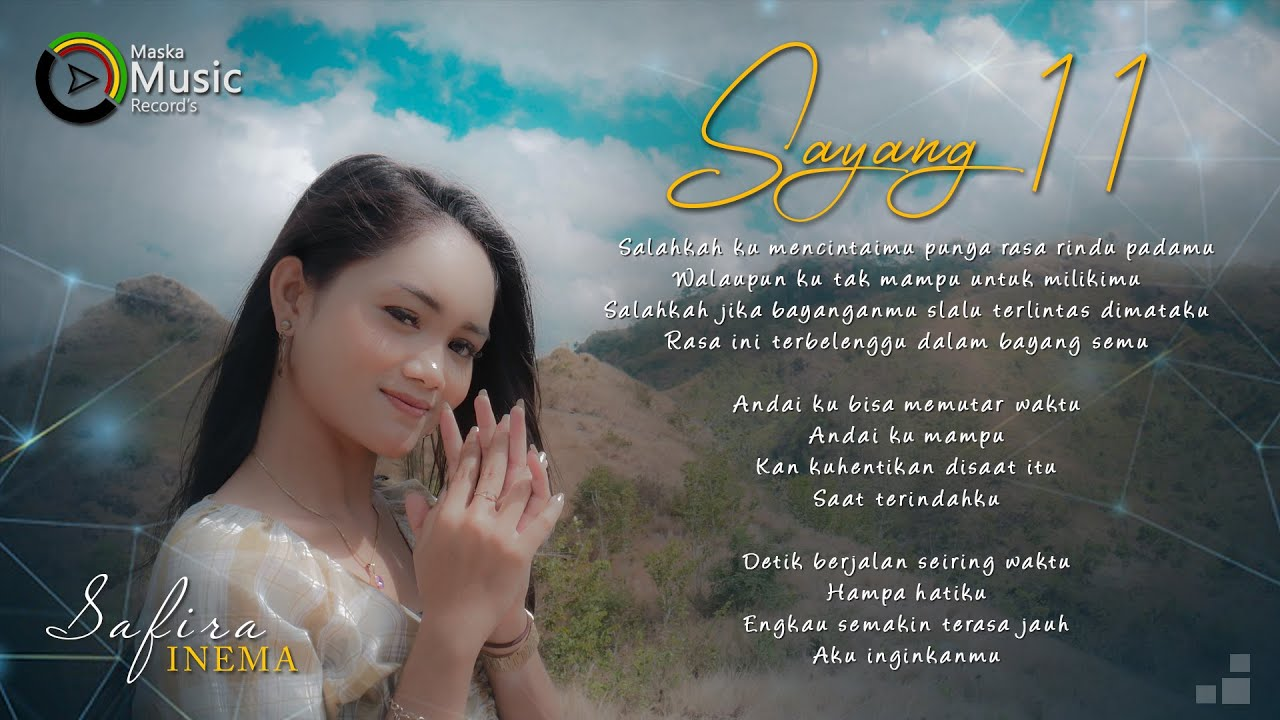 Safira Inema - Salahkah Mencintaimu (Sayang 11) (Official Music Video)