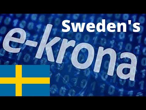 Sweden's Central Bank starts testing its digital currency e-krona