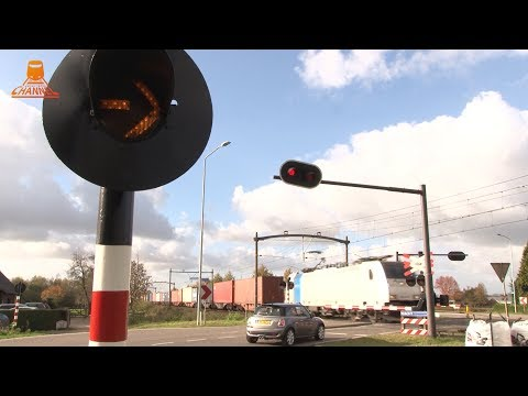 DUTCH RAILRAOD CROSSING - Boxtel - Kapelweg