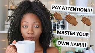 The REAL Reason Your Hair Isn't Growing  | ISSA RANT! | Imma get you ALL THE WAY TOGETHER!