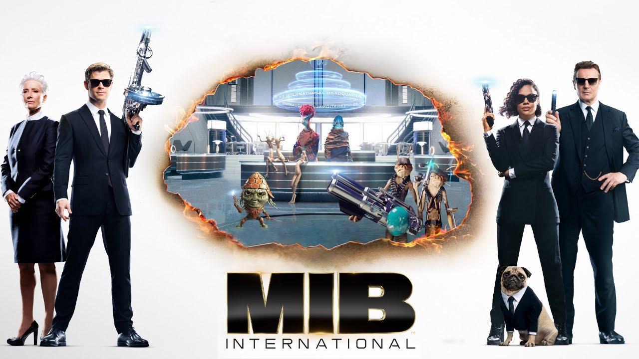 Download MIB 4   Men In Black: International (2019) Explained In Hindi   Pratiksha Nagar
