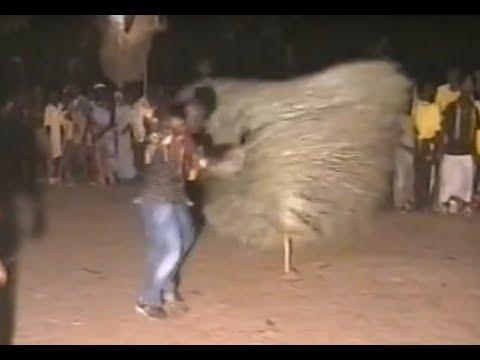 Alta Magia na África - Full HD - Materialização Entidades - Os Zangbeto - Togo - Benin - Senegal