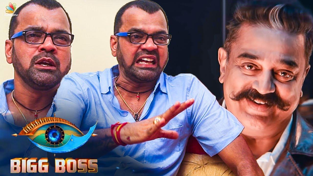 Kasthuri-Ramar கூட்டணி in Bigg Boss : Thaadi Balaji Reveals I Kamal Haasan, Oviya I Interview