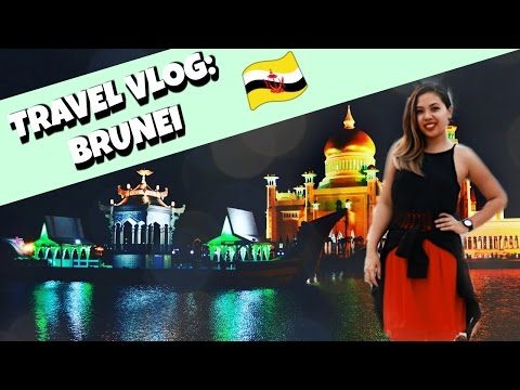 Travel Vlog: Brunei | Demi
