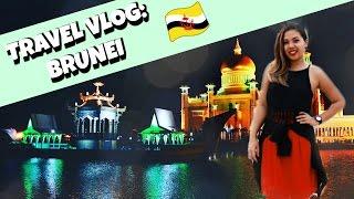 Travel Vlog: Brunei | Demi