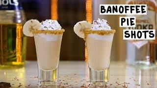 Banoffee Pie Shots