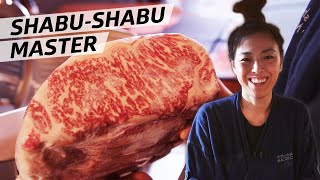 Chef Mako Okano Serves the World's Only Shabu-Shabu Omakase - Omakase