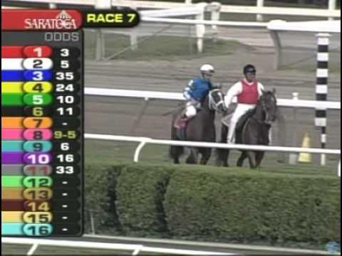 Dual Citizen Saratoga 8/19/2010 - Race 7