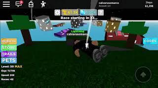 Sono il più veloce di roblox!!! - Legends Of speed ROBLOX