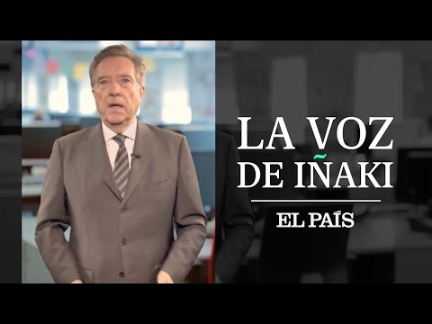 La voz de Iñaki  El silencio de España