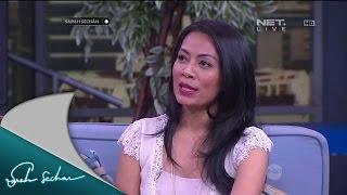 Meditasi adalah kunci bagi Dewi Lestari saat masih single fighter